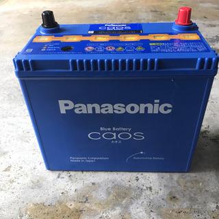Panasonic 🌟カオス ブルーバッテリー  80B24R ...