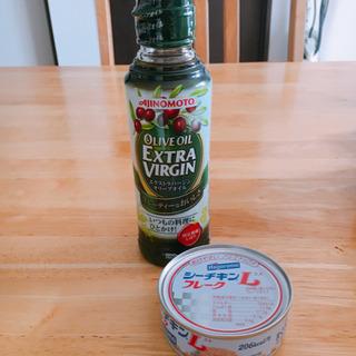 エクストラバージンオリーブオイル ツナ缶 セット