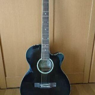 Sepia Crue エレアコギター