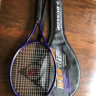【中古】ダンロップ・テニスラケット