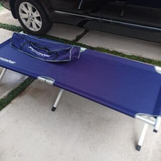 サザンポート 軽量アルミ GIコット 折り畳みベッド