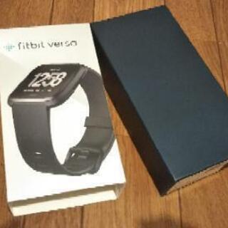 新品 腕時計FitBit Versa