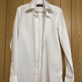 ドルチェ&ガッバーナ ドレスシャツ 白