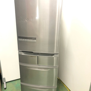 ワケあって安い!5ドア冷蔵庫 日立 415L 自動製氷機能★送料...