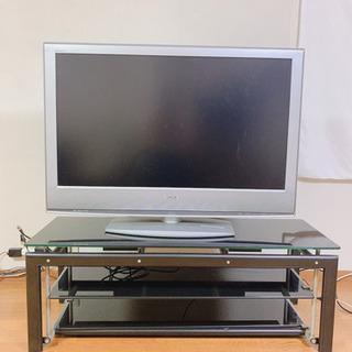 SONY40型テレビBRAVIA+テレビ台