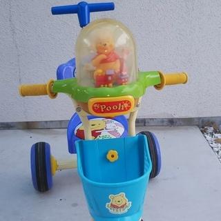 三輪車(プーさん)