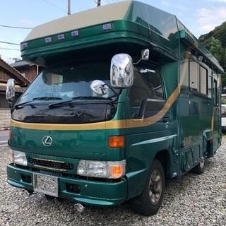 希少5速 4WD トヨタ キャンピングカー
