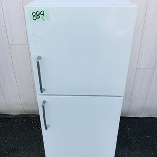 889番 無印良品✨ 冷蔵庫❄️M-R14D‼️