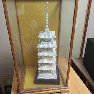 パール 真珠 五重塔