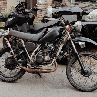 【今月中に処分します。】ヤマハ DT50 原付 2サイクル