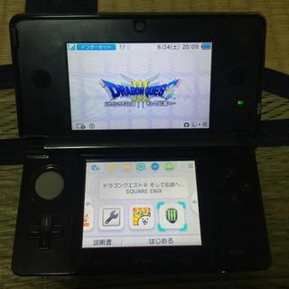 3DS、ドラクエソフト付き(値下げ)