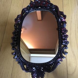 化粧鏡アンティーク風