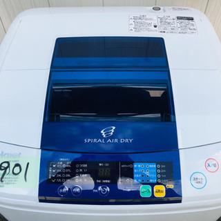 901番 Haier✨全自動電気洗濯機😳JW-K50FE‼️