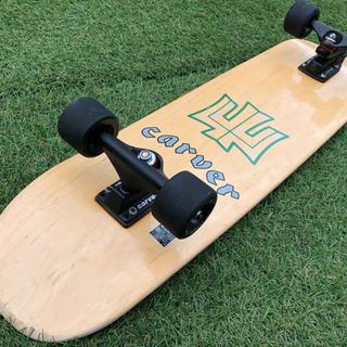 カーバー CARVER GRIFFINモデル スケートボード 3...