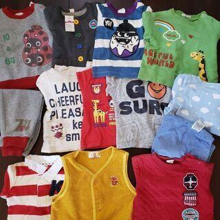 [SOLD] 子供服 90サイズ