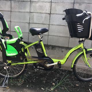9ー57 電動自転車 パナソニック ギュット 20インチ 13アンペア