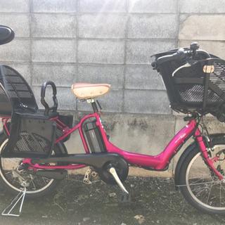 9-71 電動自転車ヤマハパス キッス 20インチ