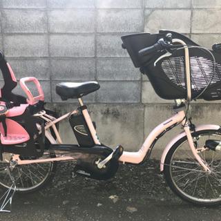 9ー73 電動自転車 パナソニック ギュット 20インチ