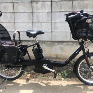 9ー77 電動自転車パナソニックギュット 充電器なし 20インチ...