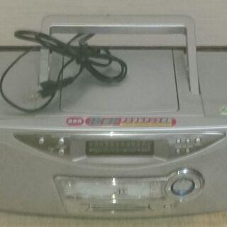 ★MD CD ラジオ シャープ 1bit  ラジカセ