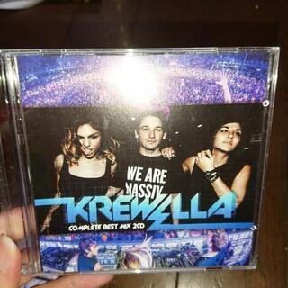 KREWELLA 二枚組mixCD