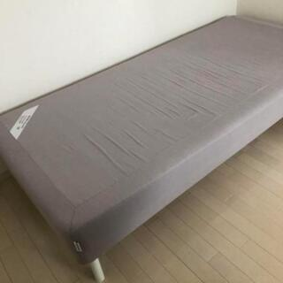 【再募集】IKEA マットレス一体型シングルベッド