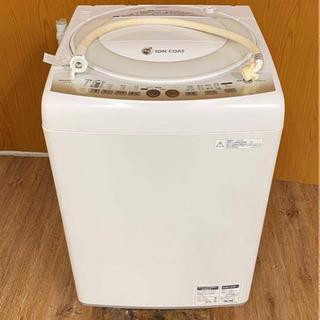 SHARP 7.0kg 全自動洗濯機 ES-A70E6-W 20...