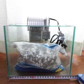 ガラス水槽 GEX 25cm