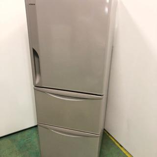 2017年製の美品冷蔵庫!コンパクトなのに3ドア ★送料・設置無...