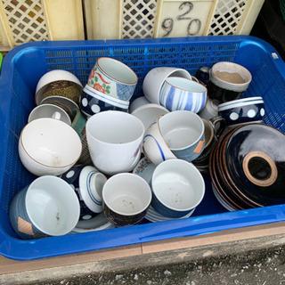 中古品 食器 湯のみ 何でもあります