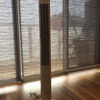 タワーファン 扇風機 ホワイト