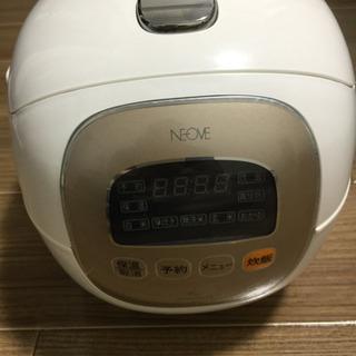 NEOVEマイコンジャー炊飯器 NRM-M35A