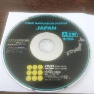 《値下げ!》トヨタナビDVDセット 2018年秋 全国版