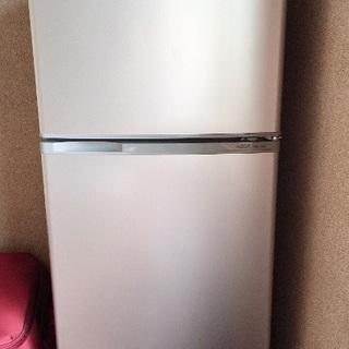 冷蔵庫109L 2015年製