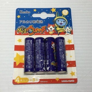 Kenko(ケンコー)★トキナー★ENERG アルカリ乾電池★妖...