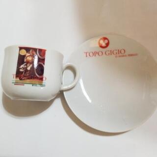 トッポジージョ カップ&ソーサー