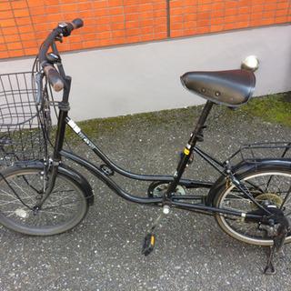 大人用 6段ギア 自転車 中古 直接引き取り