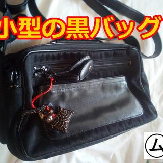 小型のバッグ(黒)