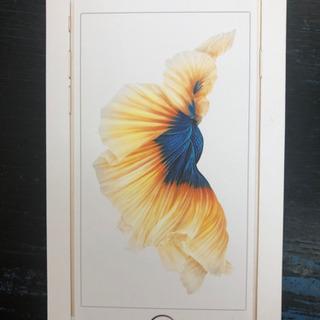 新品 SIMフリー iPhone6s 32gb ゴールド