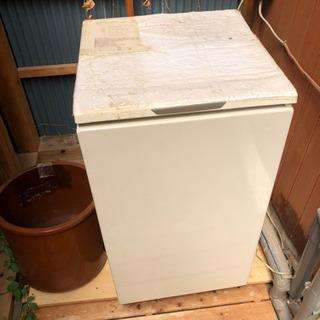家解体につき処分 冷蔵庫 ⑤
