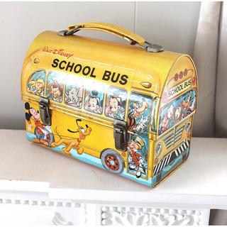 ヴィンテージ 1960's ディズニー SCHOOL BUS  ...