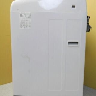 トラック貸出可 SHARP シャープ 8.0kg 全自動洗濯機 ES-GV80M-P 2013年製 - 家電