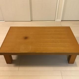 【定価:6万円】木製テーブル