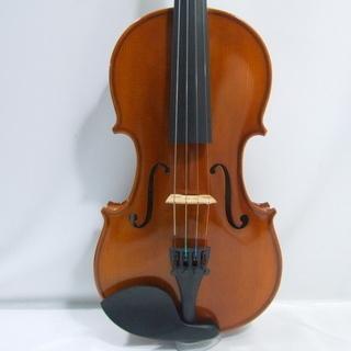 メンテ済み 分数 3/4 Andreas Eastman バイオリン VL-80 イーストマン 2015年 K SUGITO 国産 弓 毛替え済み アジャスター内蔵テールピース 手渡し 全国発送対応 おすすめ 中古バイオリン 愛知県清須市よりの画像