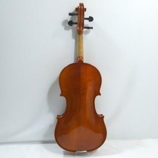 メンテ済み 分数 3/4 Andreas Eastman バイオリン VL-80 イーストマン 2015年 K SUGITO 国産 弓 毛替え済み アジャスター内蔵テールピース 手渡し 全国発送対応 おすすめ 中古バイオリン 愛知県清須市より - 楽器