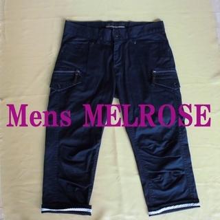 メンズメルローズ ショートパンツ 黒 サイズ2