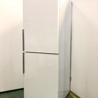 大き目2ドア冷蔵庫 AQUA 2014年製 275L ビッグフリ...
