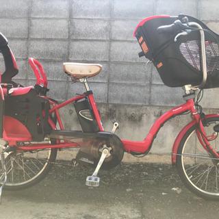 9-83 電動自転車 パナソニック ギュット 20インチ