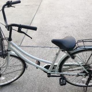 【値下げ中 交渉可能ですよ✌️】自転車  ママチャリです。