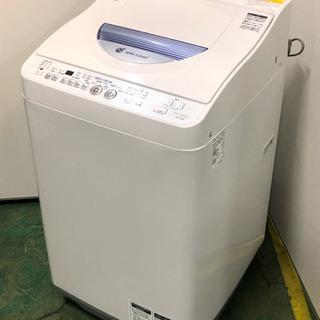 ★近隣送料・設置無料★乾燥機能ついてます! 洗濯乾燥機 SHAR...